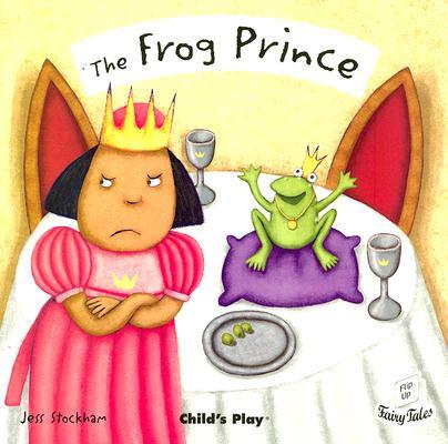 The Frog Prince By Stockham, Jess (ILT)
